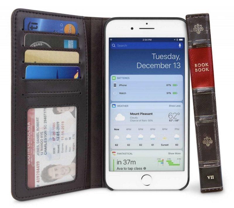 Bookbook iphone 7 800x709