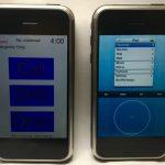 タッチインターフェイスを採用したiPhoneプロトタイプの画像が公開される