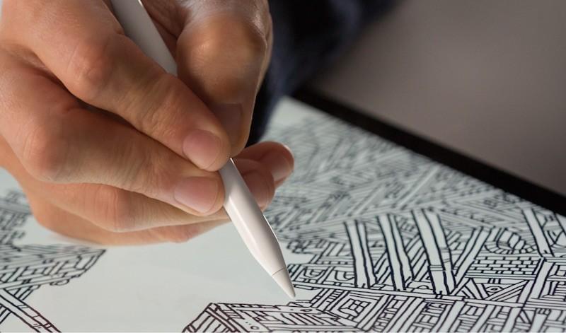 Ipad pro apple pencil screen 800x471
