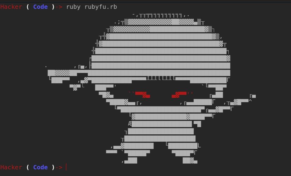 Rubyfu