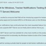 Fitbitも認めた!Windows 10 Creators Updateの4月リリース説濃厚へ
