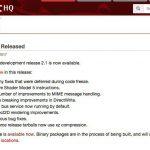 Wine 3.0に向けた最初の開発版「Wine 2.1」がリリース