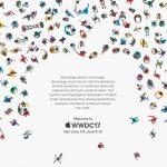 待ちきれない?WWDC 2017デザインのiPhone/iPad/Mac用壁紙が早くも登場
