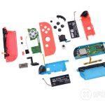 iFixit、Nintendo Switchを早速分解 - バッテリー交換不可、ファンが存在