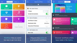 AppleがiOS用の自動化ツール「Workflow」を買収しアプリは無償公開へ