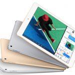 Apple、新型9.7インチiPadなどを発表 - A9チップを採用して高速化