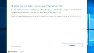 Windows 10 Creators Updateの更新アシスタントが流出 - RTMのバージョン番号はこれだ!