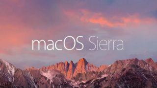 Apple、macOS Sierra 10.12.5、iOS 10.3.2、watchOS 3.2.2、tvOS 10.2.1の各beta 1を開発者に対してリリース