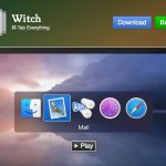 macOS用のタスクスイッチアプリ「Witch 4」がリリース - 水平モード、メニューバーモード、タブスイッチなど多数の新機能が追加