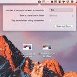 Screenbar - Macのスクリーンショットを自動的に保存できるキャプチャツール