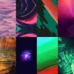 抽象好き必見!iPhone/iPad用の幾何学的壁紙