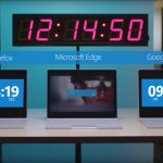 Windows 10 Creators UpdateでEdgeのバッテリー持続時間がChrome、Firefoxに圧勝へ