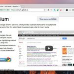 Vimium - Vim風にChromeを操作できるハッカーのためのWebブラウザ