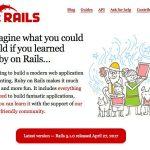 Rails 5.1正式版がリリース