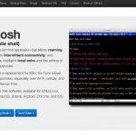 mosh 1.3.0がリリース - セマンティックバージョニングへ移行