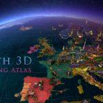 3D地球儀で楽しく地理を学ぶことが出来る「Earth 3D」が65%オフ!本日のMacアプリセールまとめ