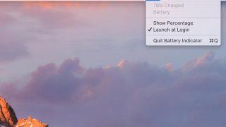 macOS Sierra対応のバッテリー残時間表示アプリ「Battery Indicator」が無料化した本日のアプリセールまとめ