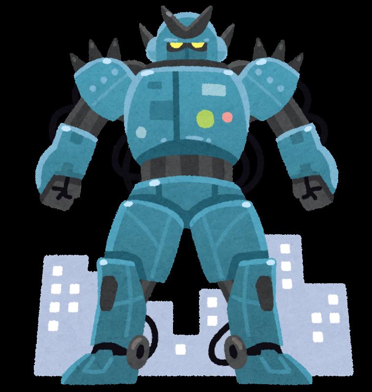 Kyodai robot