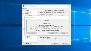 PuTTY 0.69がリリース - Windows DLLハイジャックの問題や細かな不具合の修正