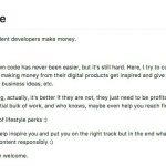 awesome-indie - コードでお金を稼ぐための個人開発者必見のリソース