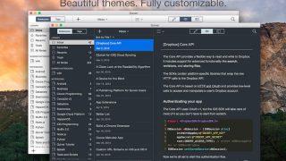 Quiver 3.0.7がリリース - プログラマのためのノートアプリ