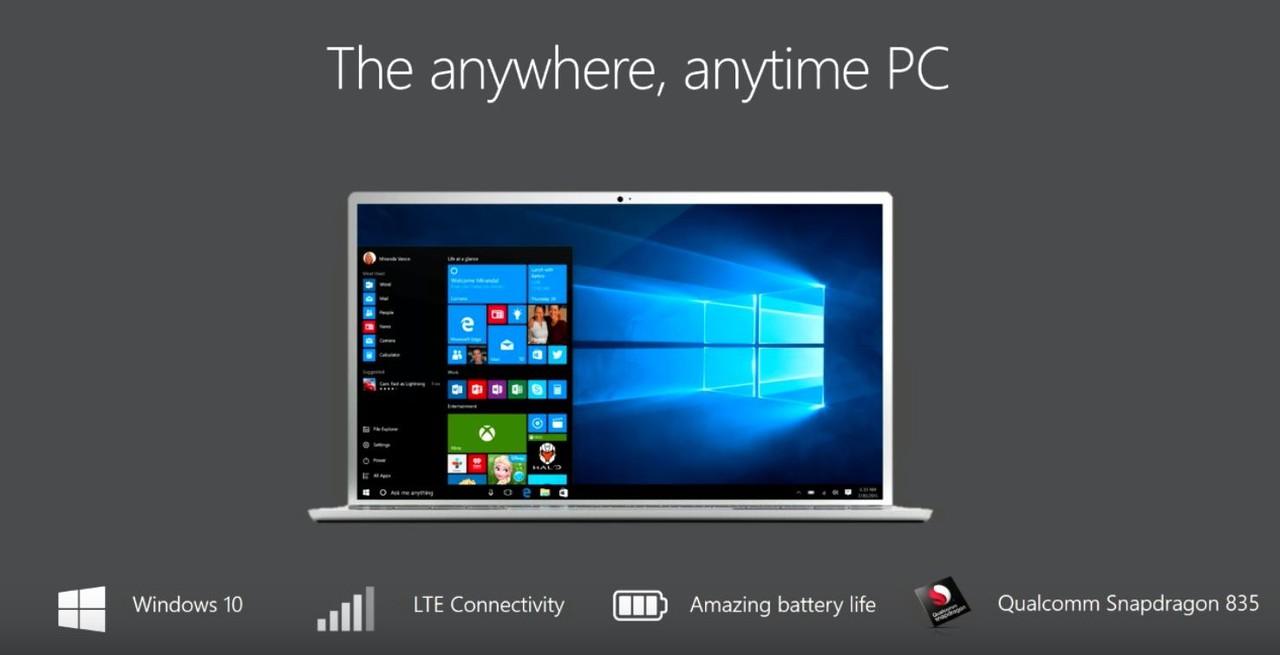 Windows 10 on arm will run x86 apps like full windows 10 515661 2