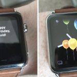 watchOS 4でApple Watchに誕生日を祝ってくれる機能が追加される模様