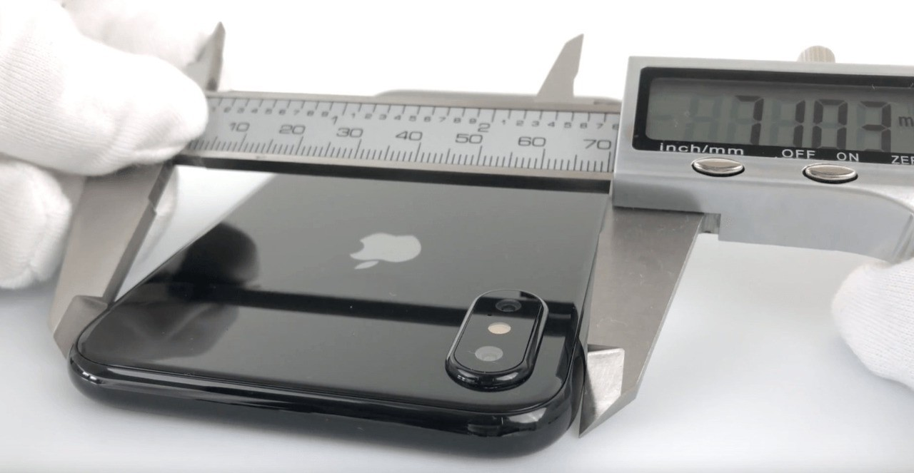 Iphone 8 width