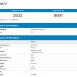 新型iPad Proのベンチマースコアは驚異的。2012年型iMacを超えた?