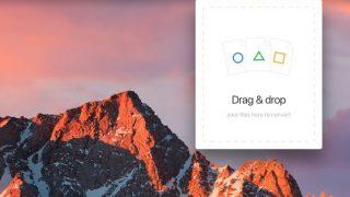 Alchemy - オープンソースのメニューバー常駐型画像変換アプリ
