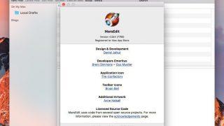 MarsEdit 4 Public Betaが公開 - 人気ブログエディタ7年ぶりのバージョンアップへ