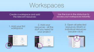 Workspaces 1.1がリリース - デフォルトターミナルアプリの設定などが可能に