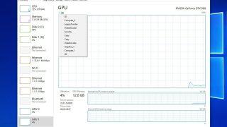 WindowsのタスクマネージャーでGPUパフォーマンスのトラッキングが可能に