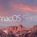Apple、macOS Sierra 10.12.6のbeta 4をリリース - パブリックベータも