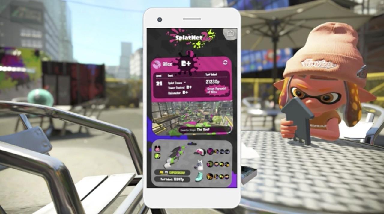 Nintendo switch online splatnet 04