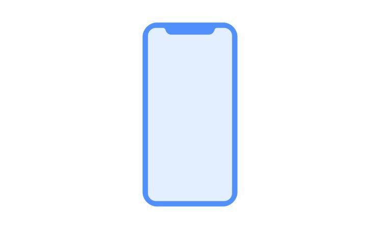 D22 iPhone 8 glyph 745x450