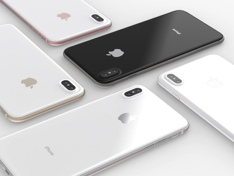 IPhone 8 concept Quinton Theron 001