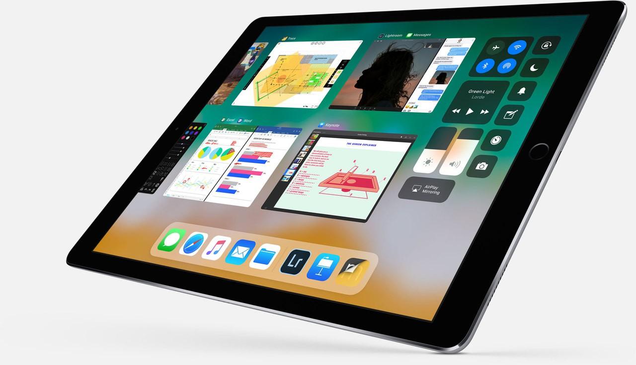 Ipad multitasking ios 11