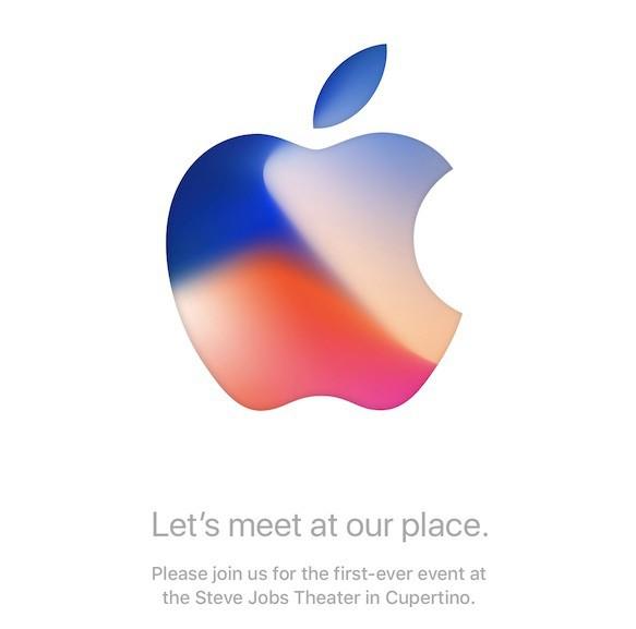 Apple sept 2017 event