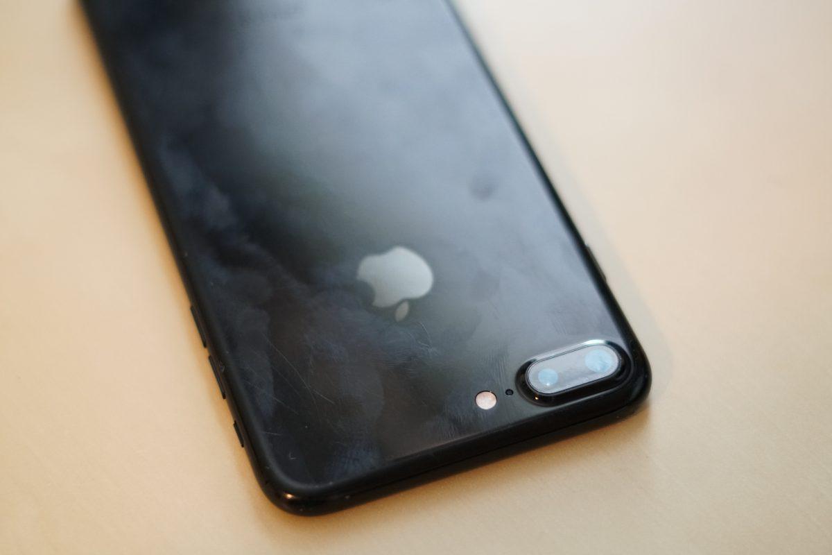 Iphone 7 plus jet black 5