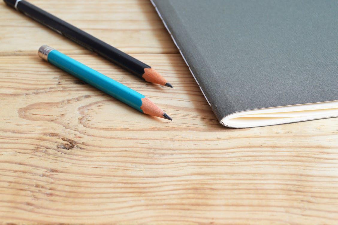 Notebook empty design paper 419635