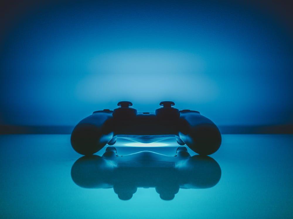 Reflection pad gaming gamepad