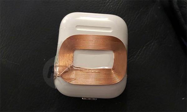 Wireless coil