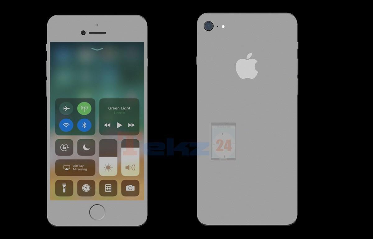 Iphone se 2 front back render 1