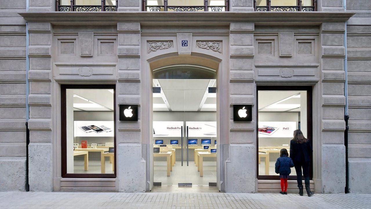 Apple store valencia spain