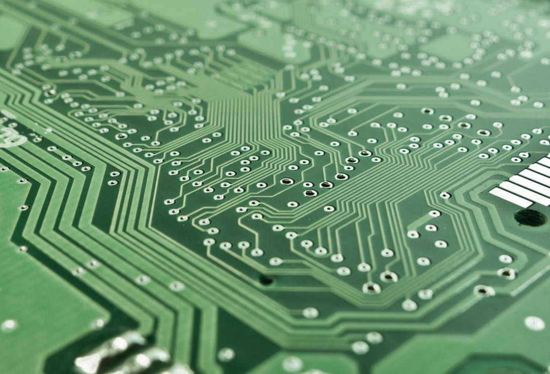 Board electronics computer data processing 50711