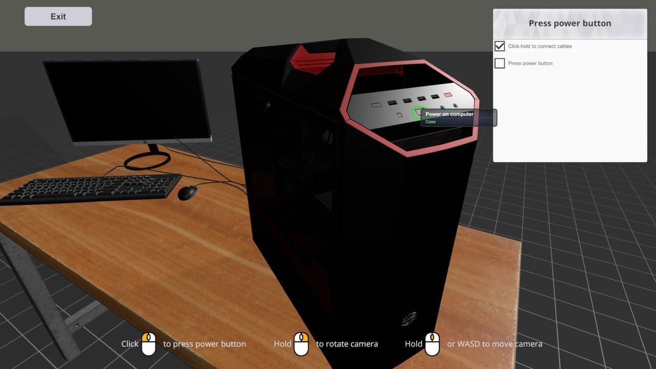 PC Builder on 1440x810