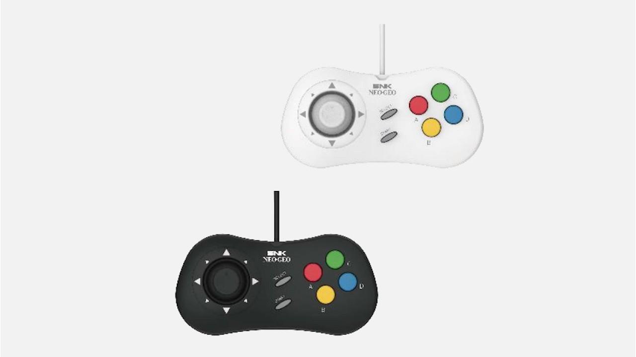 1525430367 neo geo mini controllers