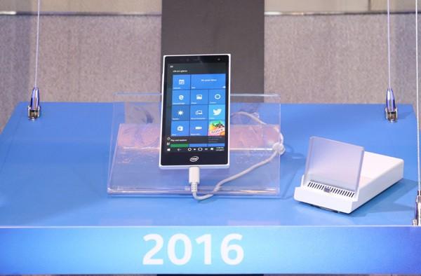 Intel pocket pc