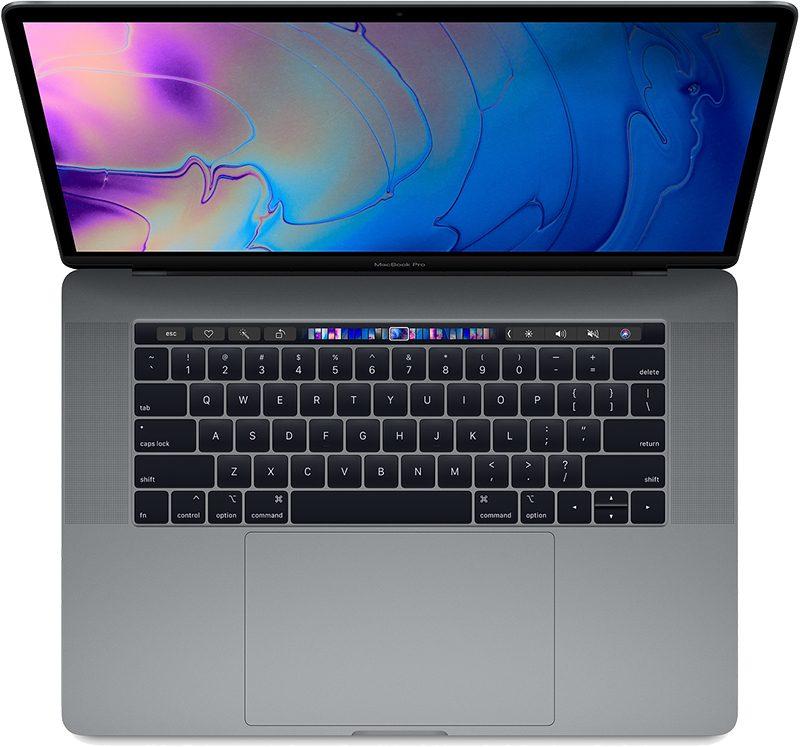 Macbook pro 15 inch 2018 800x747